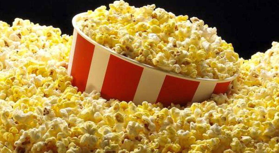 Из чего делают попкорн?