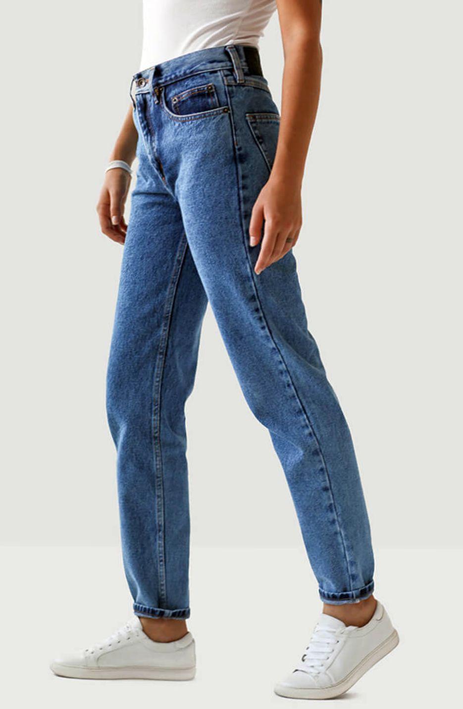о форме джинсов
