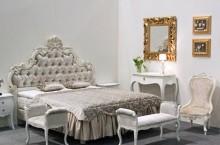 Как выглядит классическая итальянская спальня?