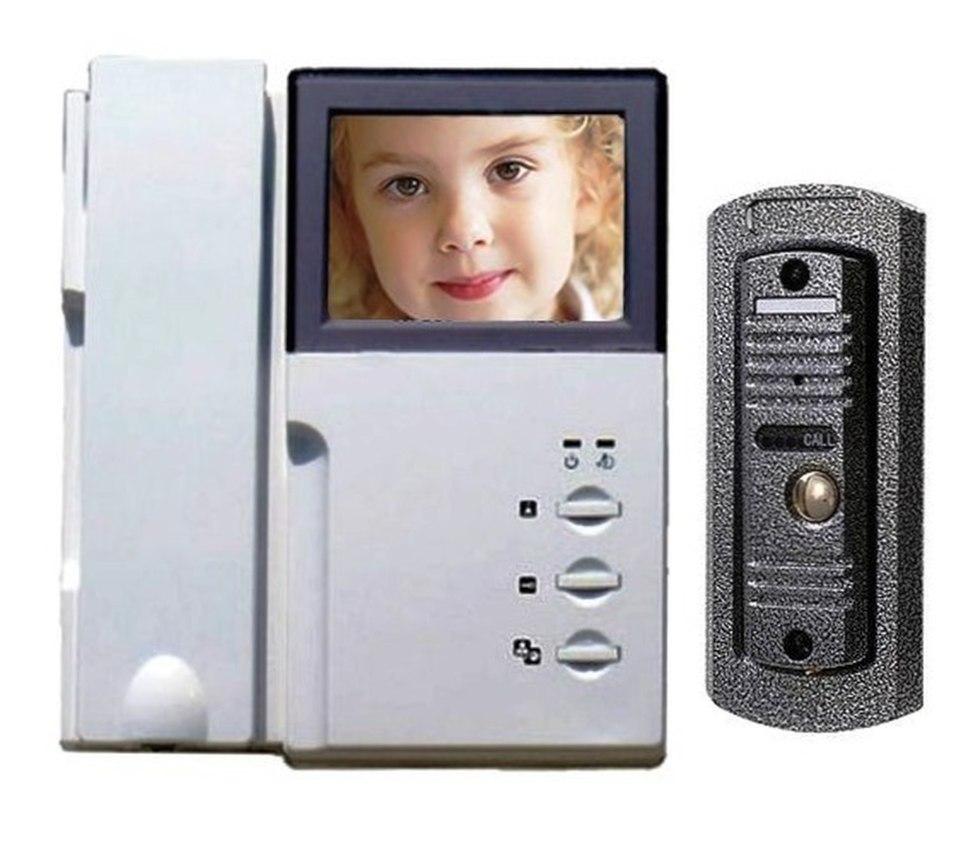 Что нужно для установки видеодомофона