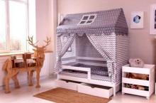 Кому могут нравится домики кроватки?