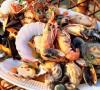 Где в СПб можно заказать различные морепродукты?