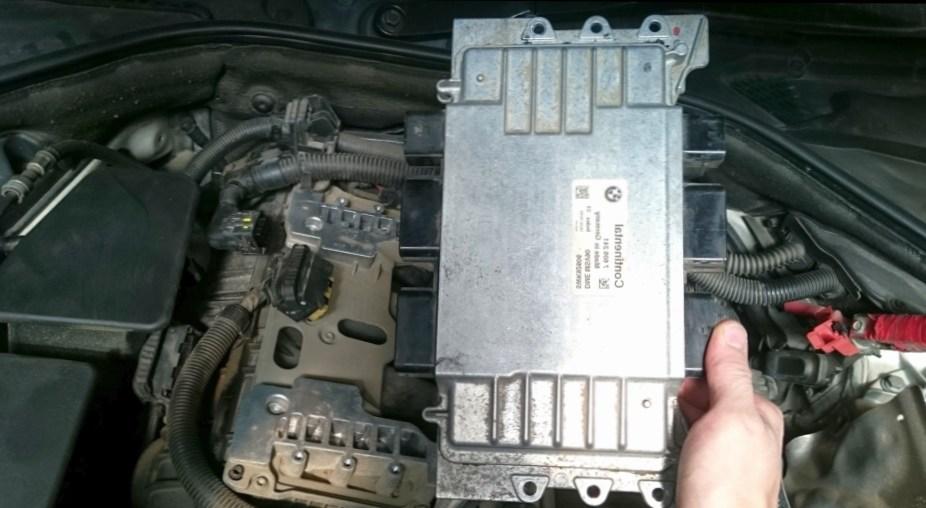 Где в Минске заказать блок управления двигателем?