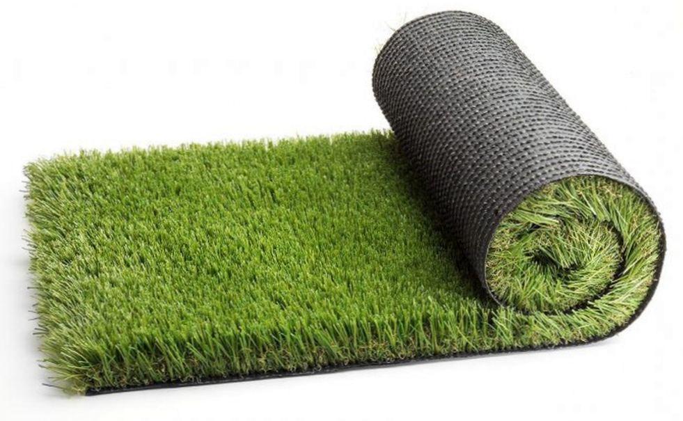 Как создается искусственный газон?